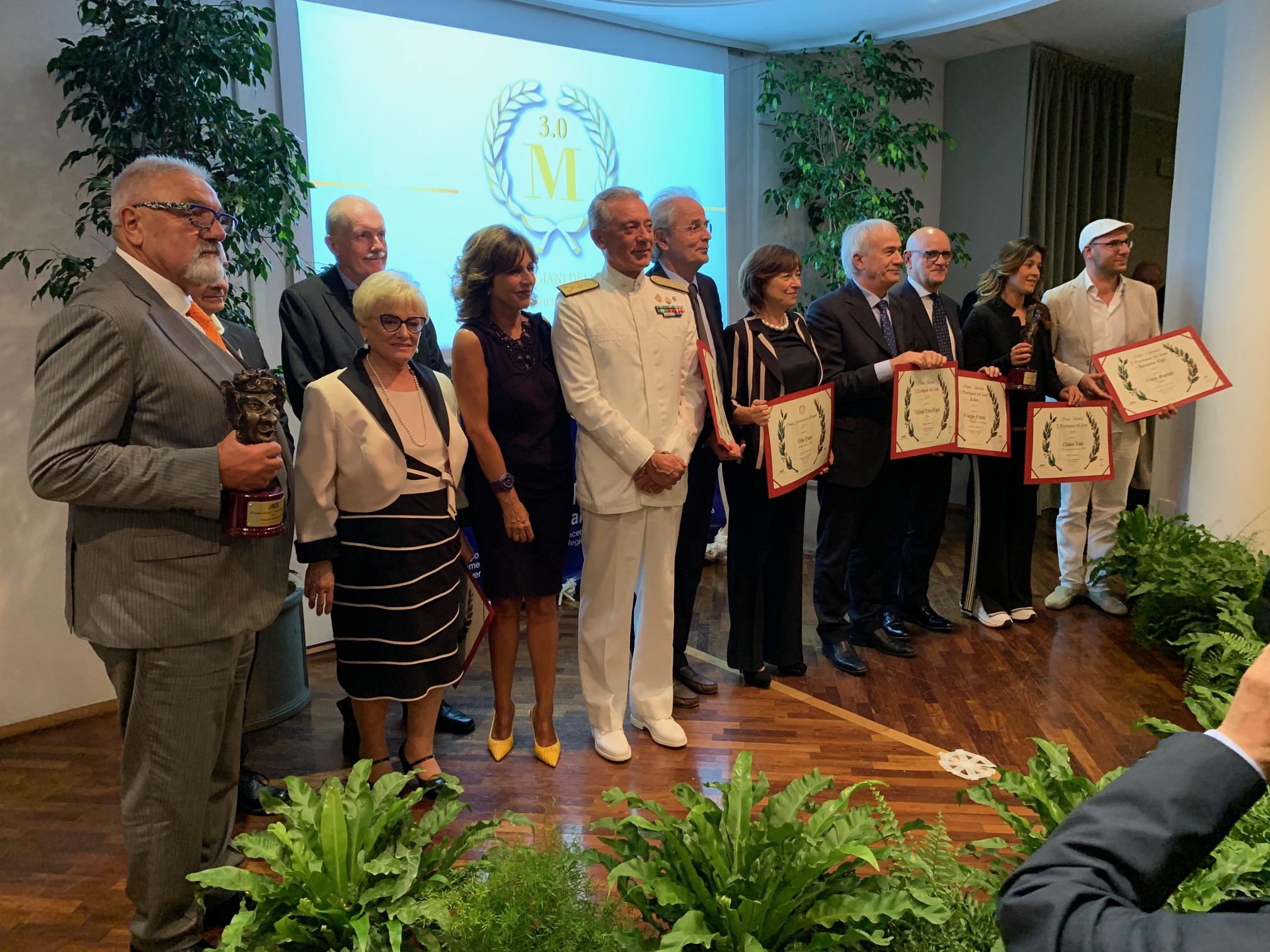 """L'azienda Sabelli premiata con il riconoscimento """"I marchigiani dell'anno"""""""